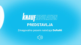 Knauf Insulation voščilo